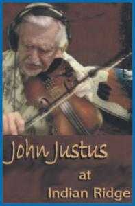 John Justus at Indian Ridge